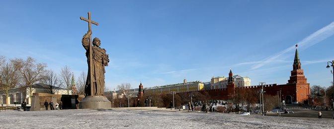Statuary in Russia