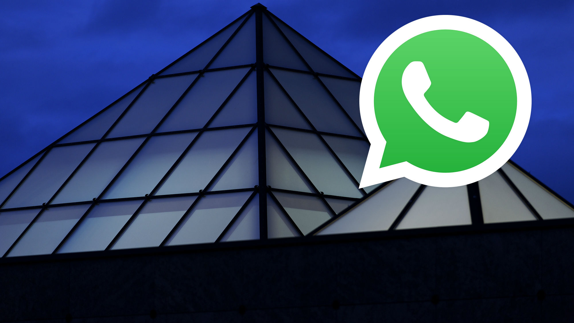 library with whatsapp icon