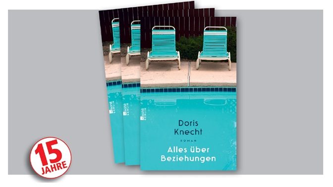 Buchcover Doris Knecht - Alles über Beziehungen